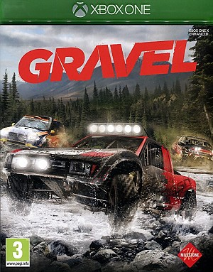 Gravel Xbox One Cover Art