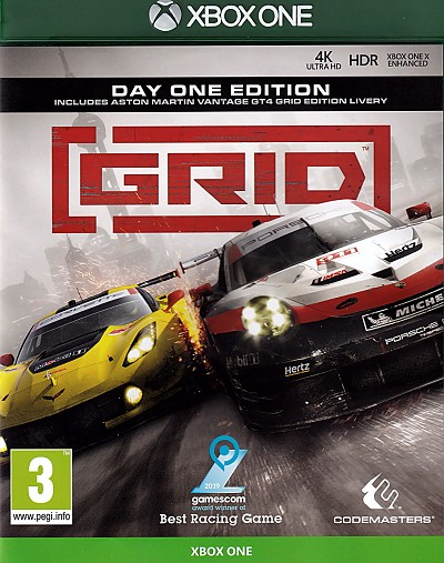 Grid Xbox One Cover Art
