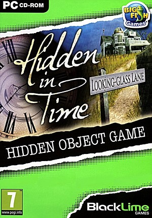 Hidden In Time Looking Glass Lane Cover