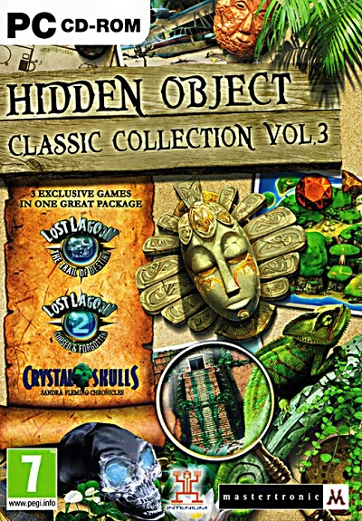 Hidden Object Collection Classic Vol.3 Cover Artwork