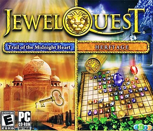 Jewel Quest IV & Jewel Quest Mysteries 2 Cover