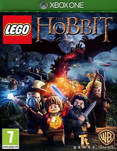 Lego the Hobbit Cover Artwork XBOX ONE