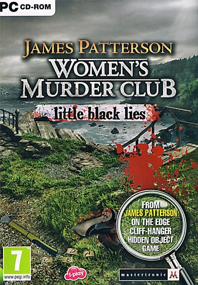 James Patterson Women's Murder Club little black lies Cover