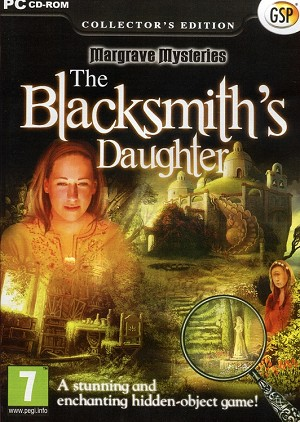 Margrave Mysteries The Blacksmith's Daughter Collector's Edition Cover Artwork