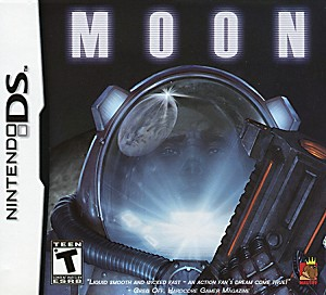 Moon DS Cover Artwork
