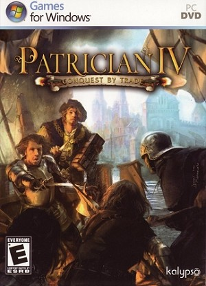 Patrician IV Cover Art