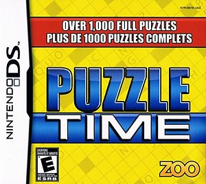 Puzzle Time Cover Artwork