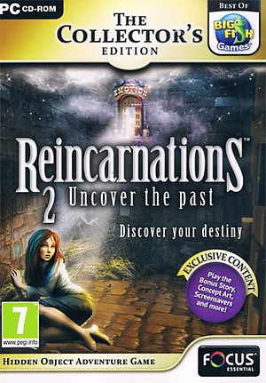 Reincarnations 2 Uncover the Past Collector's Edition