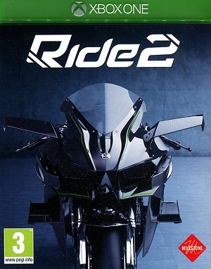 Ride 2 Xbox One Cover Art