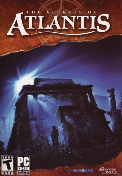 Secrets of Atlantis Cover Artwork