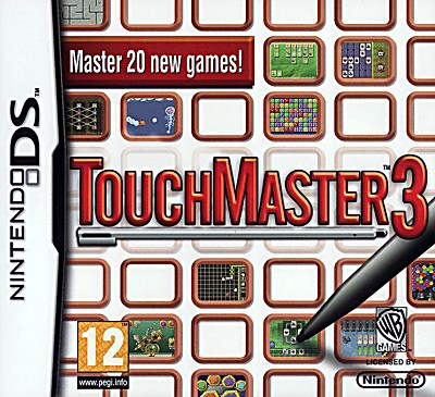 Touchmaster 3 DS Cover Artwork