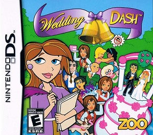 Wedding Dash DS Cover Artwork