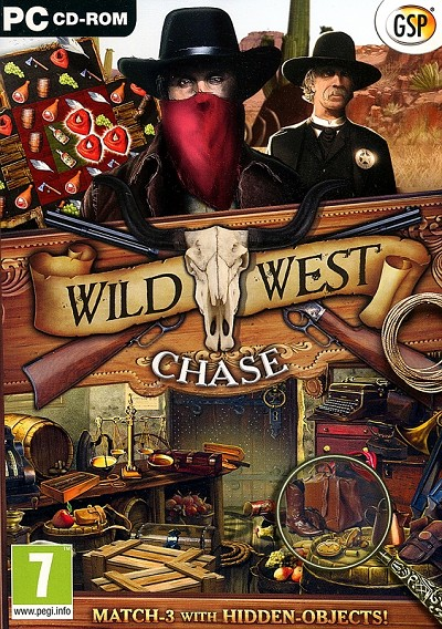 Wild West Chase Cover Art